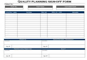 qa sign template best photos of delivery sign sheet vehicle sign out