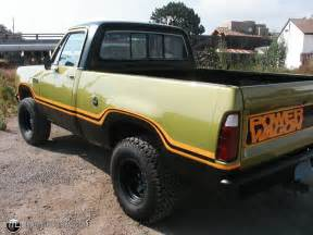 1978 Dodge Power Wagon 1978 Dodge Power Wagon Id 22626