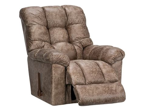 la z boy gibson recliner slumberland la z boy gibson collection silt rocker