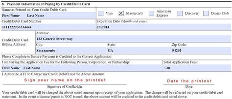 How To Fill Out Application To Pass Atf Getting A C R Ffl 03 License