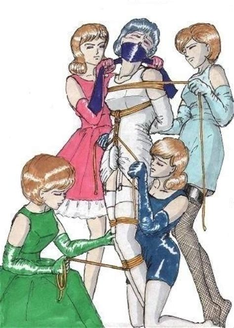 forced transgender illustrations forced feminization bondage forced fem crossdressing