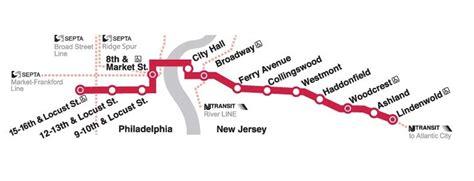 light the walk schedule getting around philadelphia walking biking
