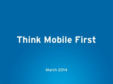 think mobile think mobile jcc mobile marketing strategies
