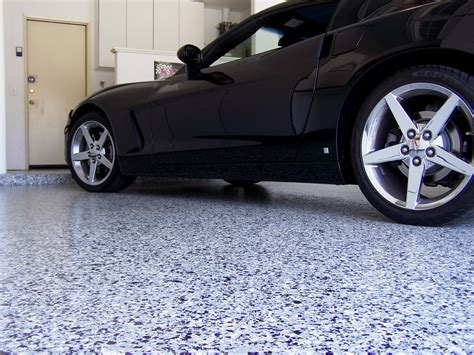Garage Floor Coating and Repair