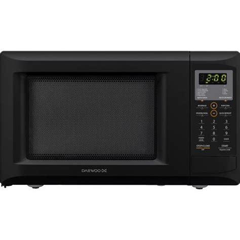 daewoo kor 9gdb 0 9 cuft countertop microwave 900 watts