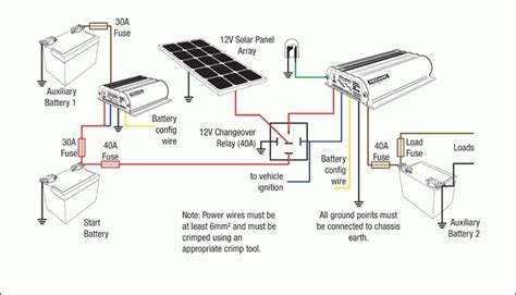12v changeover relay wiring diagram wiring diagram and