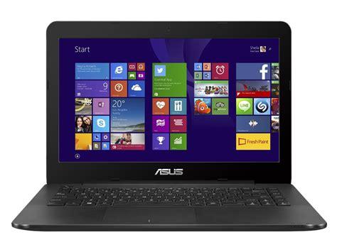 Notebook Asus X453sa laptop asus x453sa wx099d black