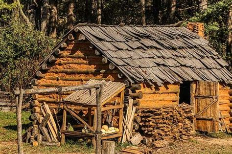 log cabins facts and history log homes lifestyle