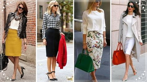 current fashion trends for women fashion trends 2018 professional elegant pencil skirts