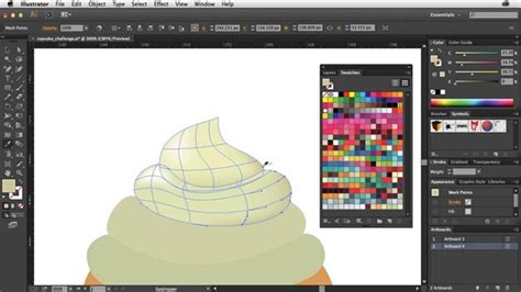 all courses lyndacom tutorials creating gradient meshes with illustrator lynda