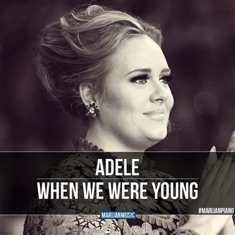 download mp3 free adele when we were young adele when we were young piano cover by marijan by