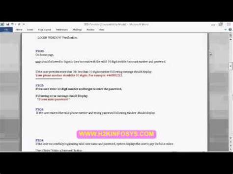 online tutorial for qc quality assurance qa online training videos qa