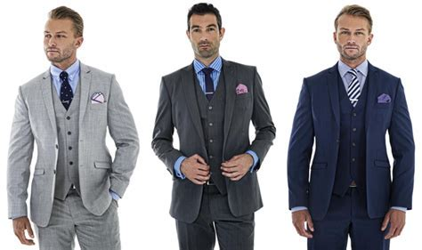 The 3 Types Of Wedding Suits And Which One Is Best For You