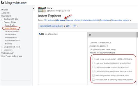 email yahoo kadaluarsa menghapus url yang terindex google dan bing