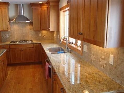 light maple cabinets  brown granite google search