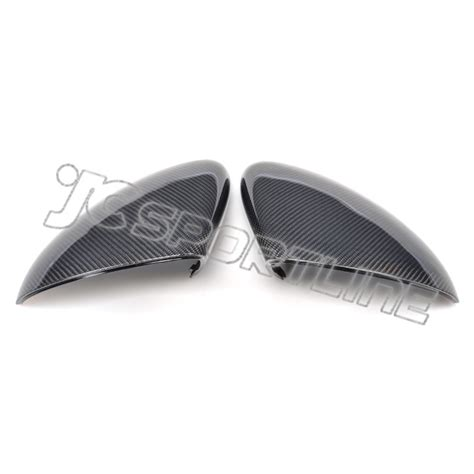 direct replacement carbon wing mirror covers for porsche