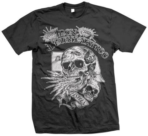 iron brush tattoo lincoln nebraska t shirts iron brush
