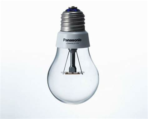 Led Bulb Panasonic led light bulb detail magazine of architecture construction details