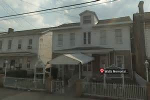 watts memorial chapel funeral home braddock