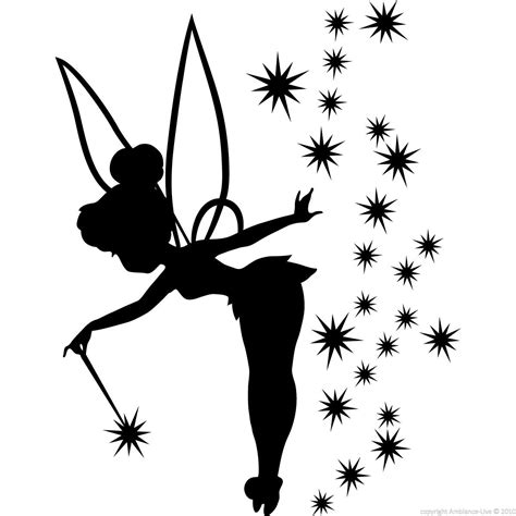 tinkerbell 2 ambiance templates amp silhouettes
