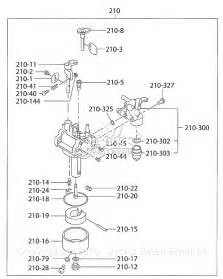 robin subaru sp170 parts diagram for carburetor