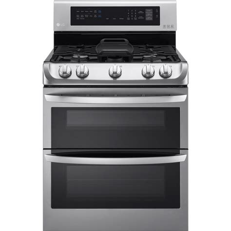 Oven Gas Lg ldg4315st lg 30 quot oven gas range convection self