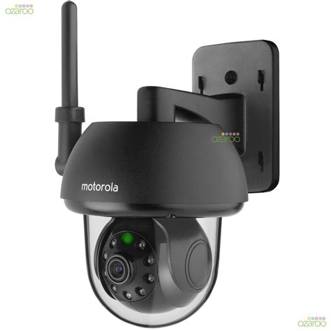 Rugged Cctv by Motorola Focus 73 Wireless Digital Wi Fi Outdoor