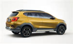 datsun go new car datsun go cross concept debuts at auto expo performancedrive