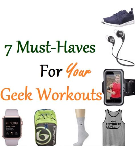 7 Must Haves From The Shop by 7 Must Haves For Your Workout Looter