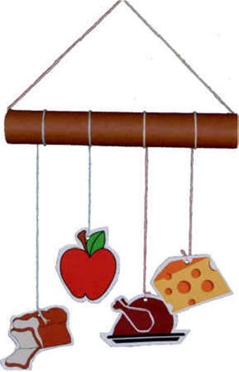 Four Food Groups Mobile Dtlk Crafts