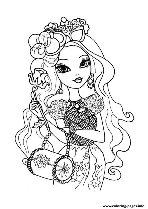 ever after high dolls coloring pages ever after high dolls 7 coloring pages printable