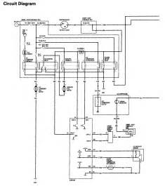 civic ac a diagram for the air conditioning system cuts