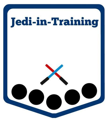 printable star wars name tags star wars party printable jedi training badges