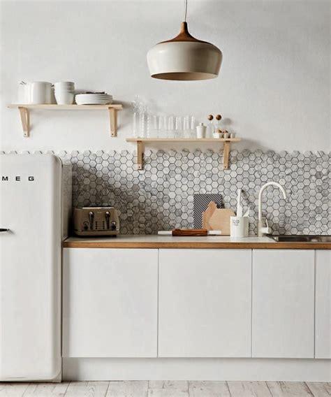 honeycomb backsplash tile design trends honeycomb tiles kitchen