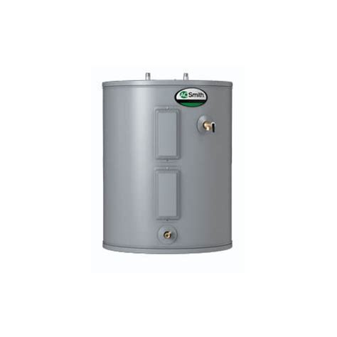 ENLB 50   AO Smith ENLB 50   50 Gallon ProLine Residential Electric Water Heater   Lowboy Top