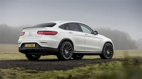 mercedes glc coupe amg mercedes amg glc43 4matic coupe 2017 review by car magazine