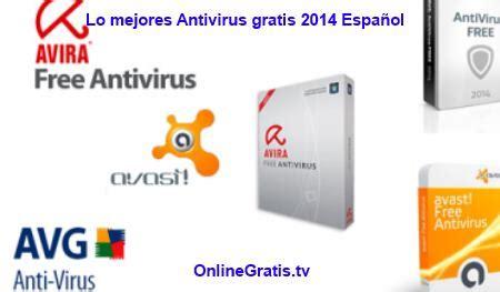 descargar antivirus gratis para celular los mejores de 2015 los mejores antivirus gratis 2018 espa 241 ol