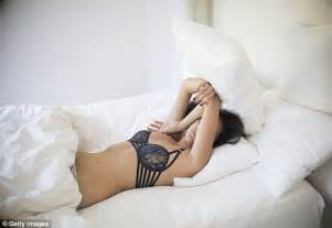 wearing bra to bed what really happens when you sleep in lingerie revealed
