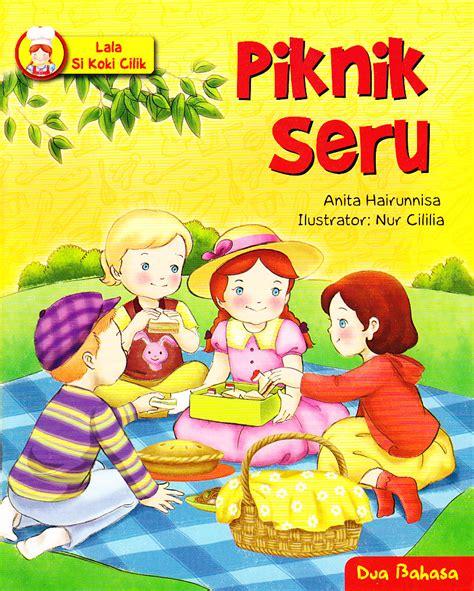 Buku Anak Rakyat Seri Nabi buku bergambar kita