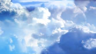 Clouds in the sky Wallpaper #6955