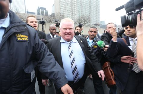 rob ford news mayor rob ford silent about new documents the