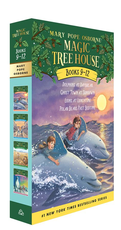 magic tree house book list magic tree house volumes 9 12 boxed set by mary pope