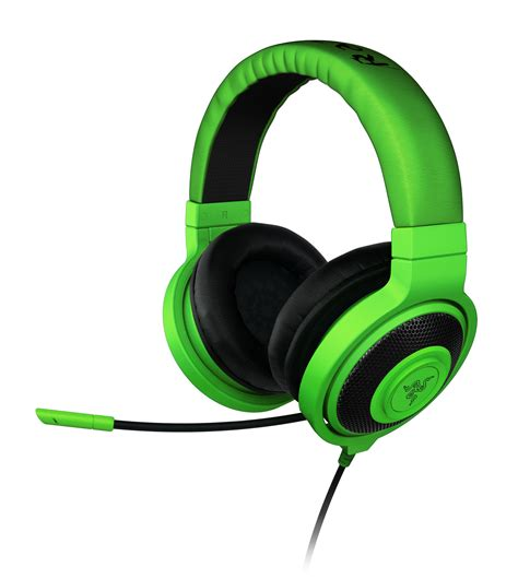 Headset Gaming Razer razer unveils the kraken pro gaming headset longer in comfort