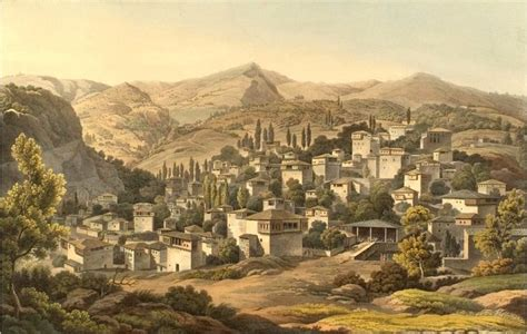 Ottoman Empire Greece Dodwell Portaria Jpg 1855 215 1176 Of