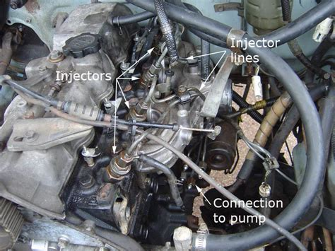 1kz te injector wiring diagram 35 wiring diagram