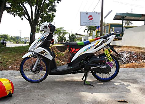 modifikasi thai look 20 macam jenis modifikasi pada sepeda motor modifikasi