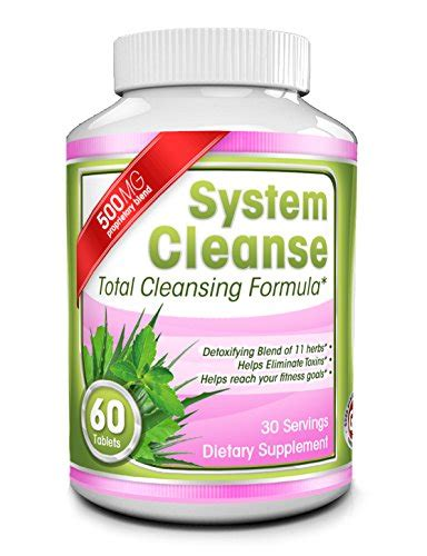 Best Gentle Detox Cleanse by Best System Cleanse With Free Colon Detox Ebook All