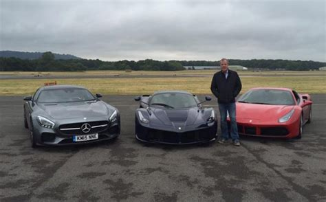 Clarkson?s Last Lap On Top Gear Track Done In Either A