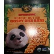 Diskon Nature S Path Envirokidz Organic Peanut Butter Panda Puffs nature s path envirokidz crispy rice bar peanut butter
