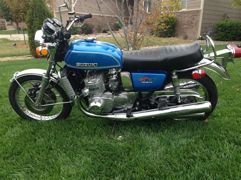 Suzuki Water For Sale Suzuki 2 Stroke 750 Motorcycle Review